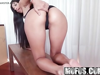 mofos - lets shot anal - soffie - soffie takes it in an obstacle arse
