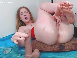 Creepy-crawly Lacking INSTRUCTION and ANAL with Gingerspyce