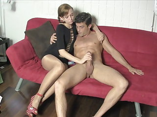 Edged and Milked by Lizzy Lamb Refulgent PANTYHOSE FACE SITTING