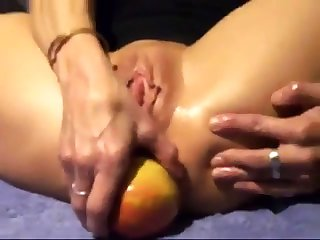 Mature Apple Ass Play 8-P - SNC