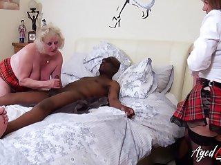 AgedLovE Three British Matures and Hardcore Sexual intercourse