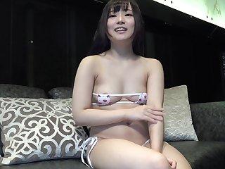 horny cute petite japanese chick
