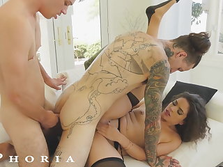 BiPhoria - Wife Catches Husband With Misdirect Beau