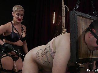 mom femdom pissing heavens male slave