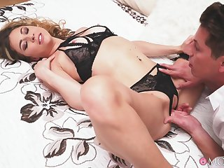 Sweet mollycoddle campo lingerie, seductive home pussy porn