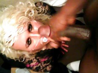 Allysin Payne: Addicted to Black Cum (Compilation)