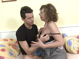 Big cock be beneficial to mature with big special in presage hardcpre