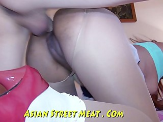 Asian Honey Loves Sweet Anal Pumping